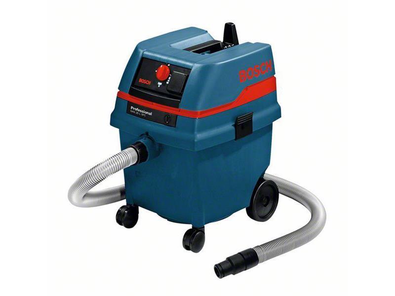 Vysavač na suché a mokré vysávání Bosch GAS 25 L SFC Professional, 0601979103