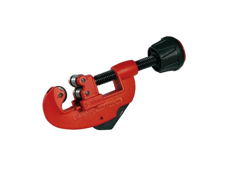 Řezač trubek s odhrotovačem 3-30mm EXTOL
