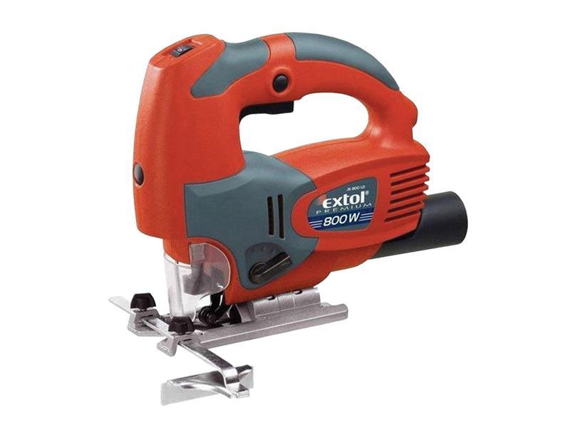 Pila přímočará s laserem, 800W, EXTOL PREMIUM, JS 800 LD, 8893101
