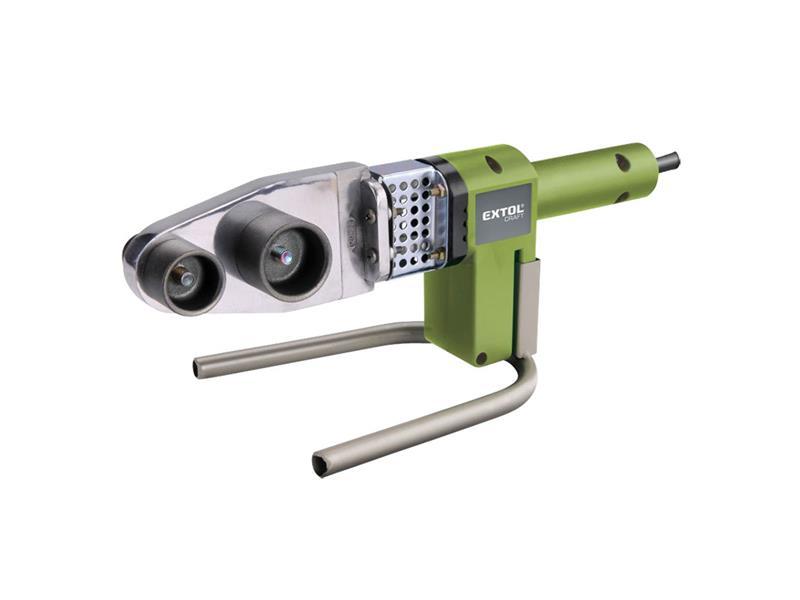 Svářečka polyfúzní nožová, 600W, 0-300°C, EXTOL CRAFT