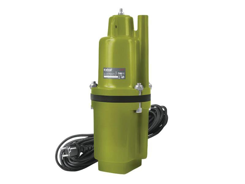 Čerpadlo membránové hlubinné ponorné, 300W, délka kabelu 10m 414170 EXTOL CRAFT