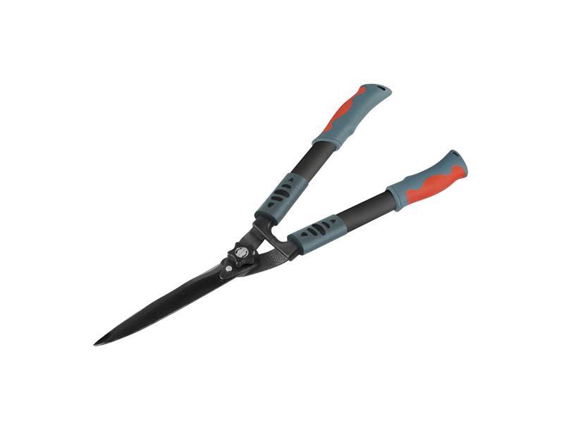 Nůžky na živý plot s vlnitým ostřím 550mm, délka ostří 230mm EXTOL PREMIUM