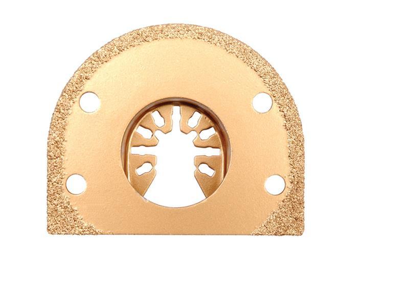 Pilový list pro multifunkční nářadí HM, 70mm (obklady, beton, skelné vlákno) YT-34682