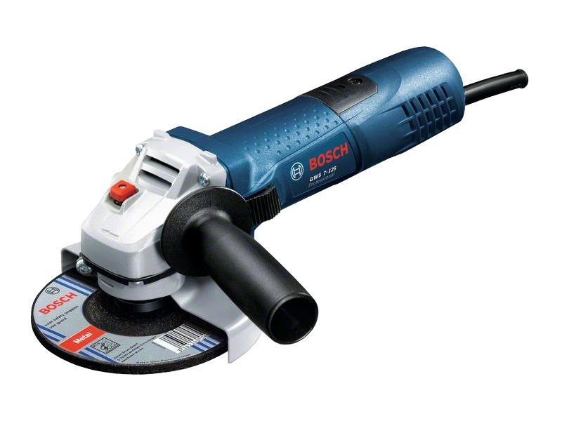 Bosch GWS 7-125 Professional 0601388108