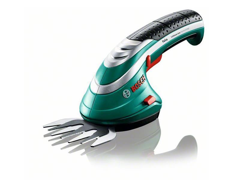 Akumulátorové nůžky na trávu Bosch Isio, 0600833100
