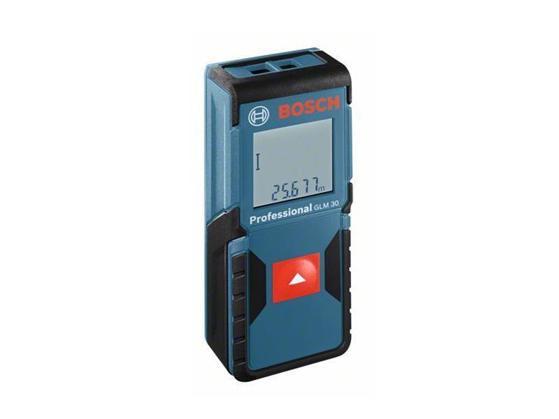 Dálkoměr - laserový měřič vzdálenosti Bosch GLM 30 Professional, 0601072500
