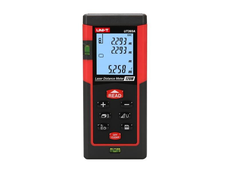 Dálkoměr - laserový měřič vzdálenosti UNI-T UT393A