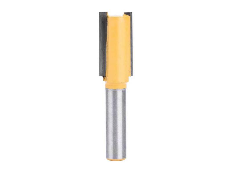 Fréza drážkovací do dřeva, D12,7xH25, stopka 8mm, EXTOL PREMIUM