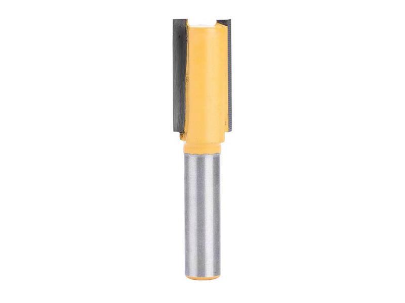 Fréza drážkovací do dřeva, D16xH25, stopka 8mm, EXTOL PREMIUM