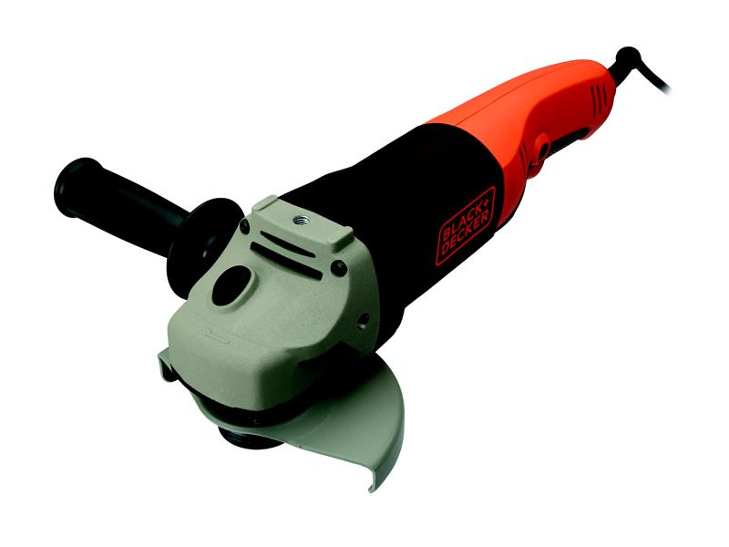 Bruska úhlová BLACK & DECKER 1200W, 125mm, KG1202-XK