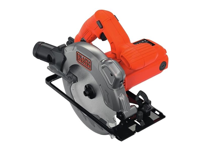 Pila okružní BLACK+DECKER CS1250L