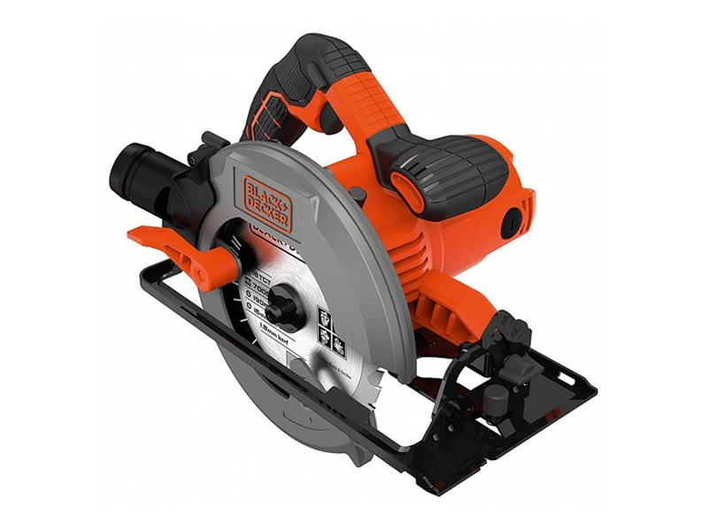 Pila okružní BLACK+DECKER CS1550