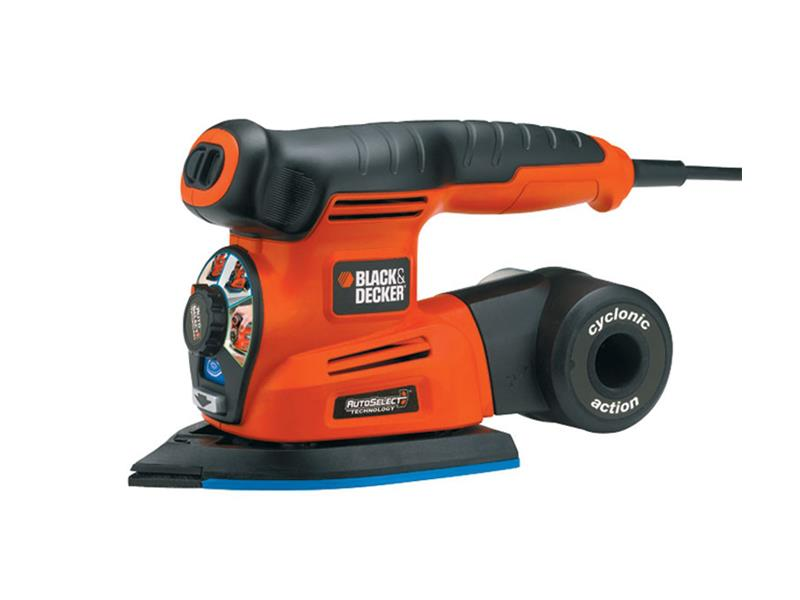 Bruska multifunkční BLACK+DECKER KA280K