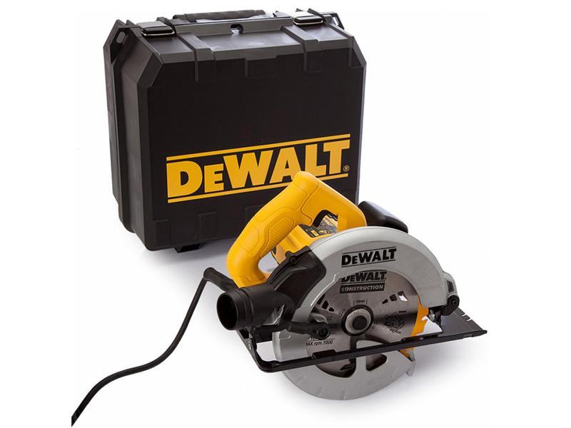 Pila okružní DEWALT DWE560K