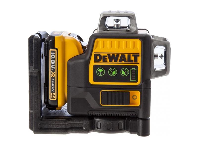 Laser křížový AKU DEWALT DCE0811D1G