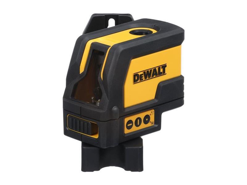 Laser křížový DEWALT DW0822 samonivelační