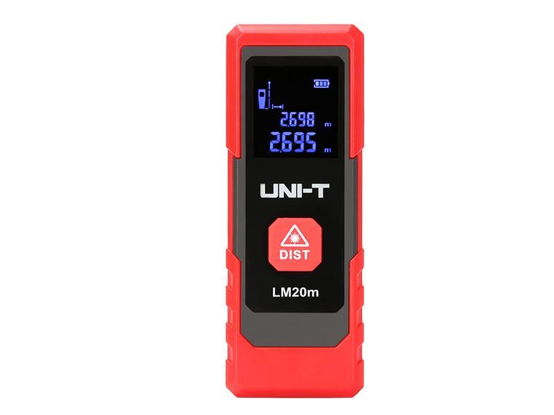 Měřič vzdálenosti UNI-T LM20m