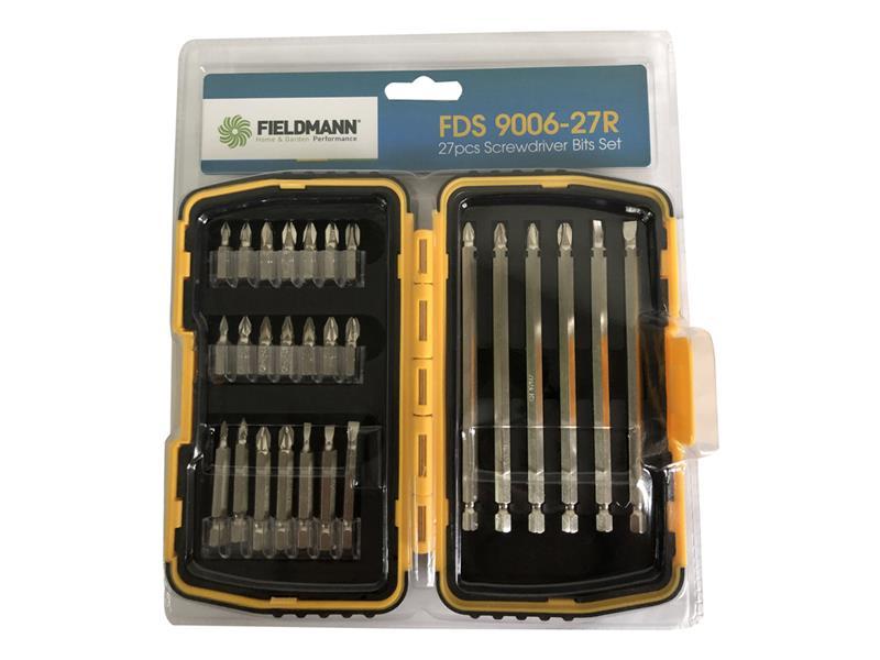 Sada bitů FIELDMANN FDS 9006-27R 27ks