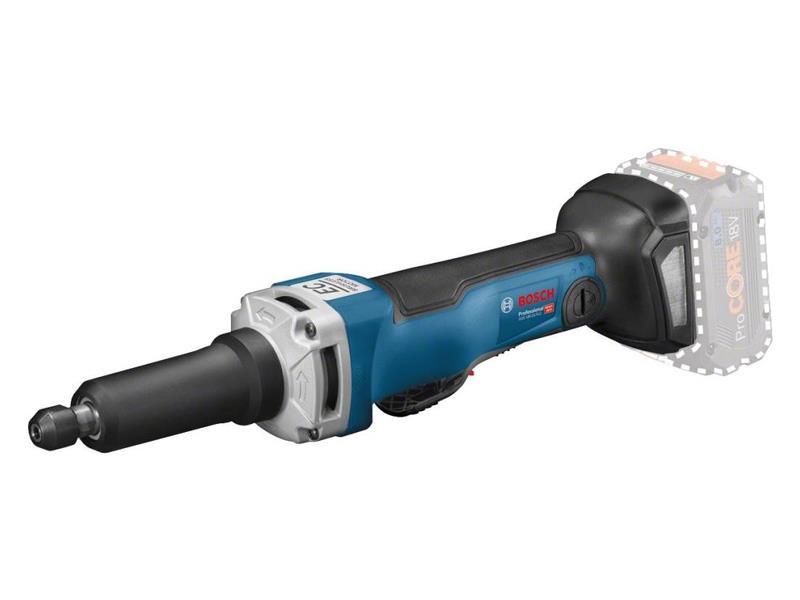 Bruska přímá AKU BOSCH GGS 18V-23 PLC PROFESSIONAL bez akumulátoru