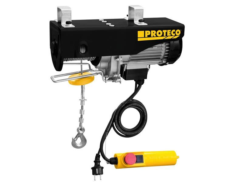 Naviják lanový elektrický PROTECO 250/125 KG 51.09-NLE-125