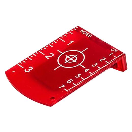 Terč pro červený laser KAPRO 845