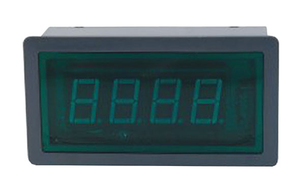 Panelové měřidlo 199,9mV WPB5135-DC voltmetr panelový digitální