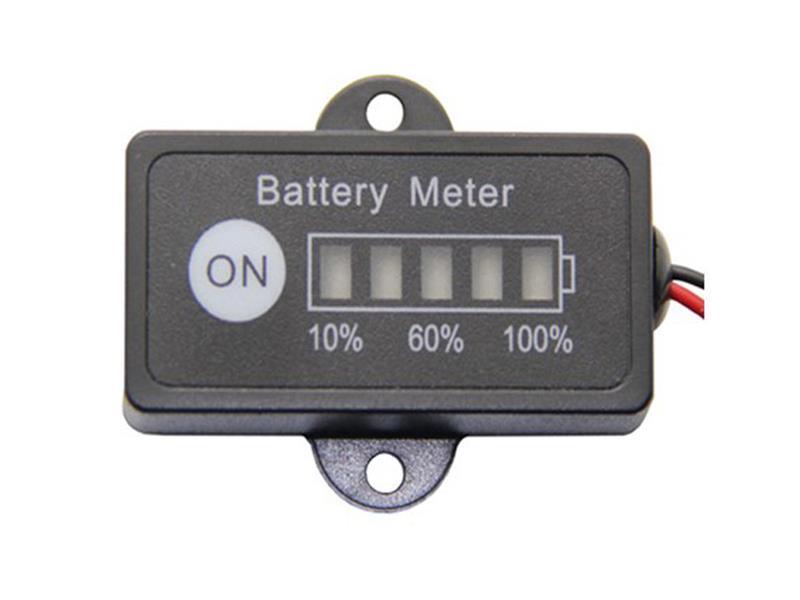 Tester kapacity autobaterie 12V