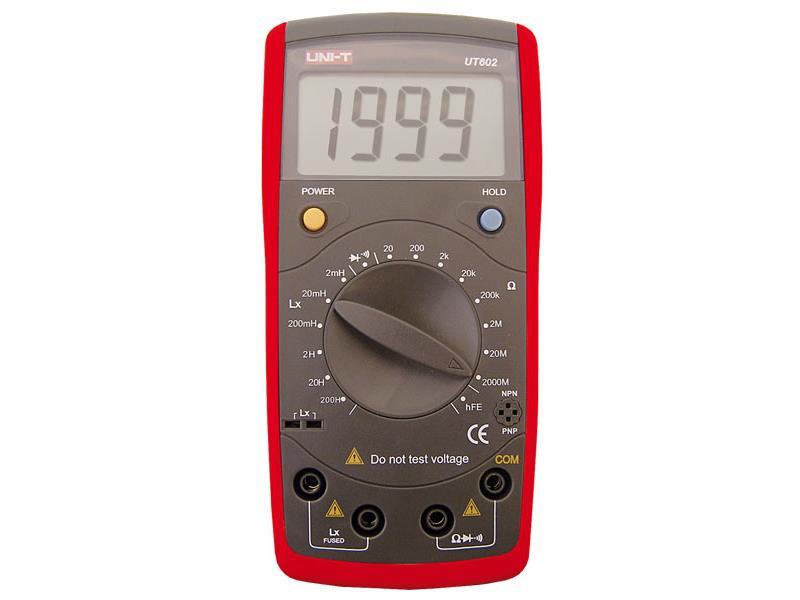 UNI-T Multimetr UT602(RL)