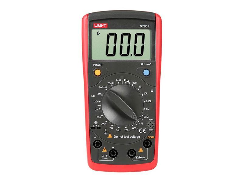 UNI-T Multimetr UT603(RLC)