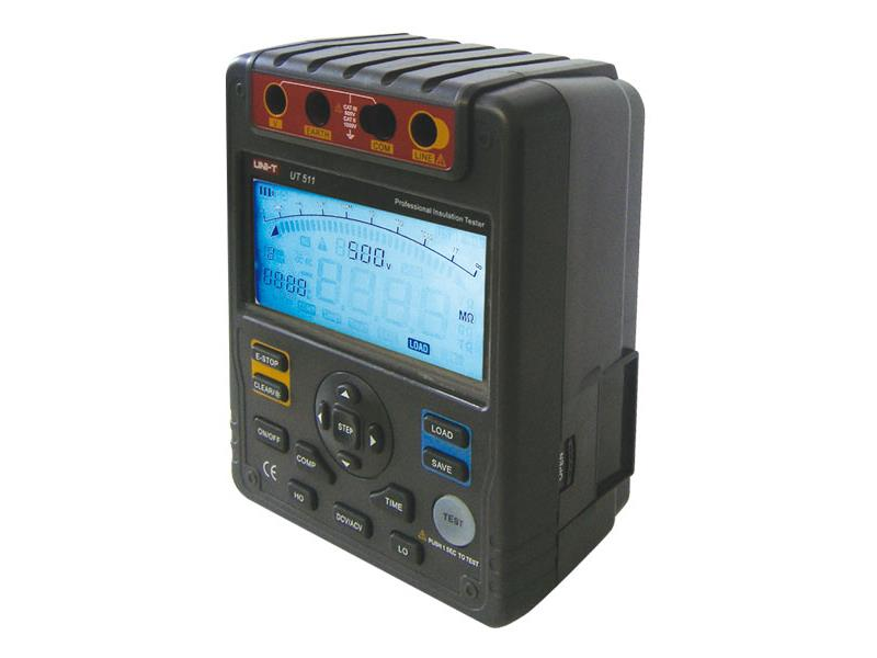 UNI-T Tester izolace UT511