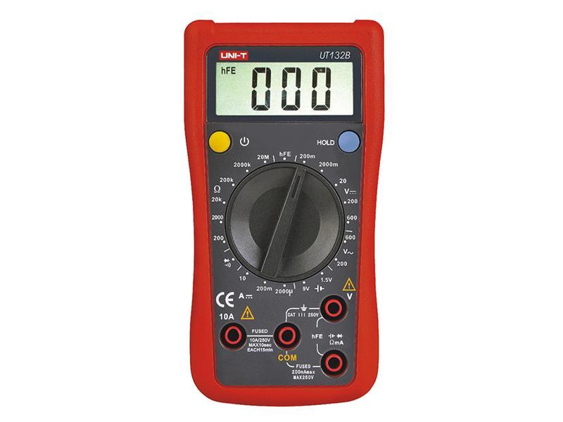 UNI-T UT132B Digitální multimetr