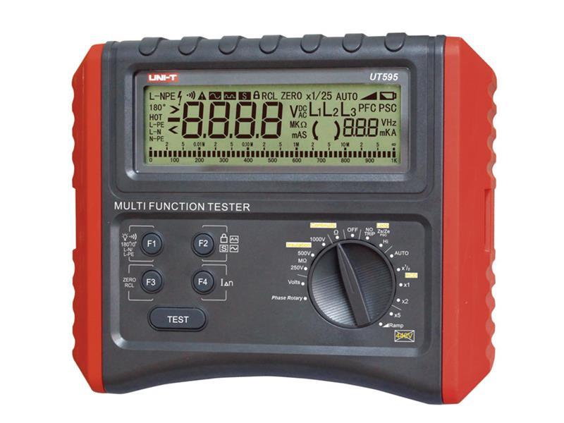 UNI-T Tester multifunkční UT595