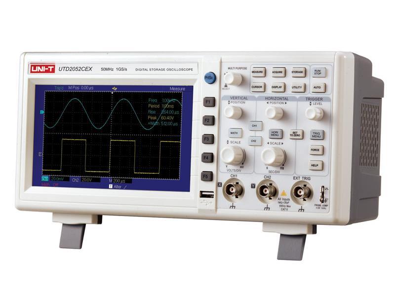 UNI-T Osciloskop UTD2052CEX