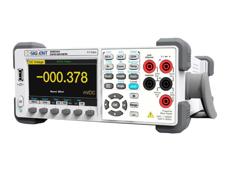 Stolní multimetr SIGLENT SDM3055