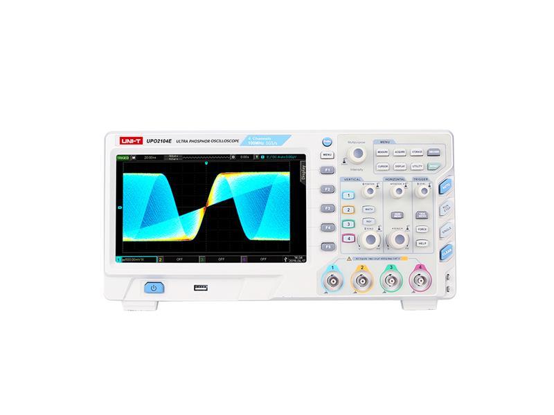 Osciloskop UNI-T UPO2104E