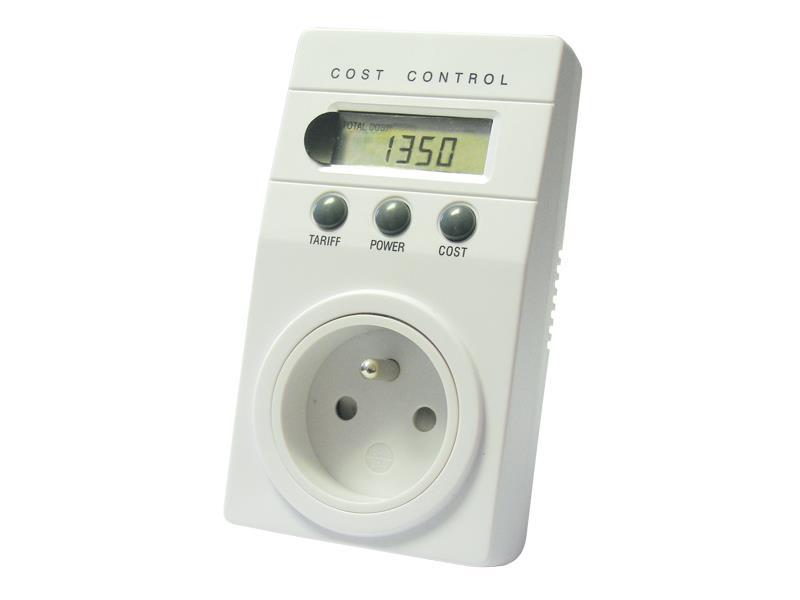 Měřič spotřeby elektrické energie I (wattmetr)
