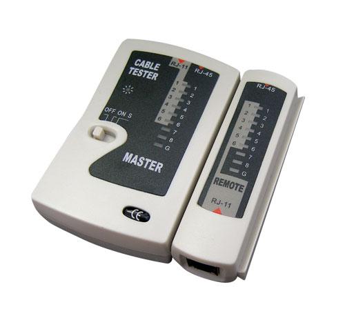 Tester kabelu UTP (RJ45, RJ11) 07750031