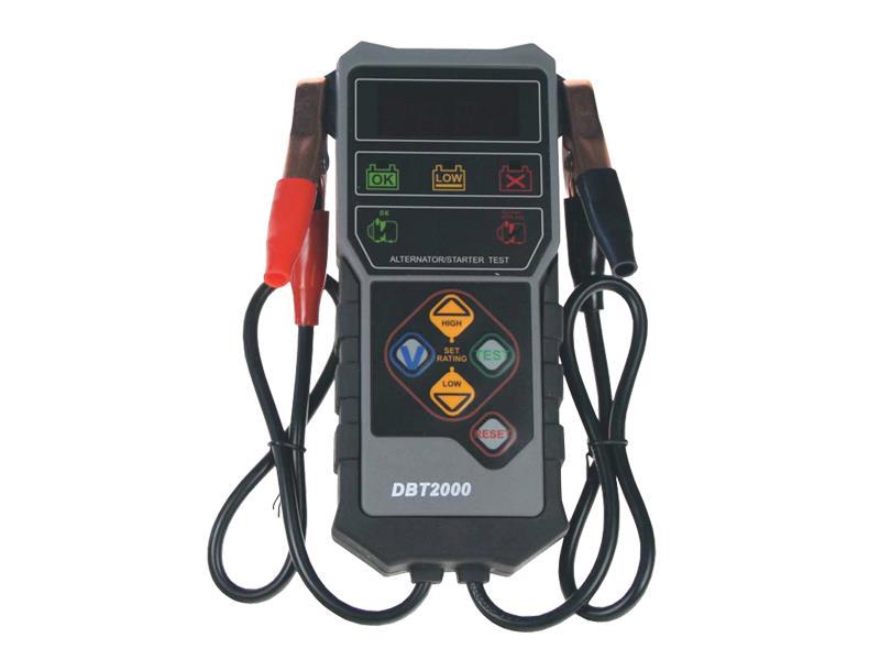 Tester autobaterií STU 35906 3v1