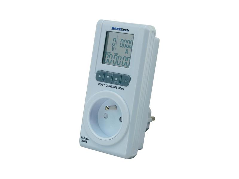 Měřič spotřeby BaseTech Cost Control 3000 CZ