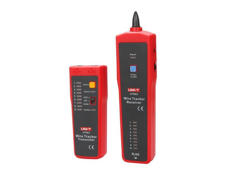 Tester kabelu UTP UNI-T UT682