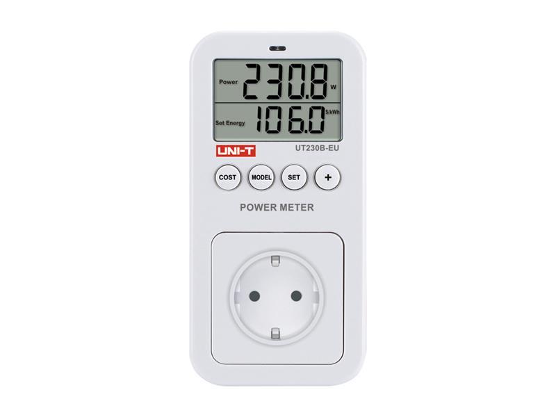 Měřič spotřeby elektrické energie UNI-T UT230B-EU
