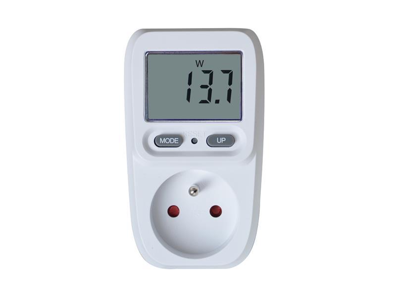 Měřič spotřeby elektrické energie Geti GPM02