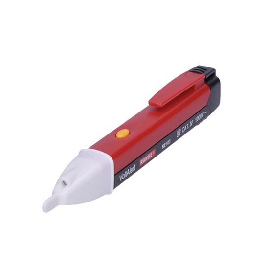 Detektor napětí SOLIGHT 5V - 1000V AC, akustická a optická signalizace