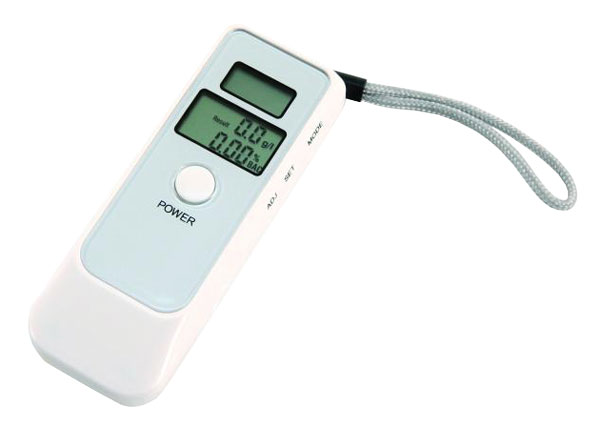 Tester alkoholu 4v1 0-1,9 promile