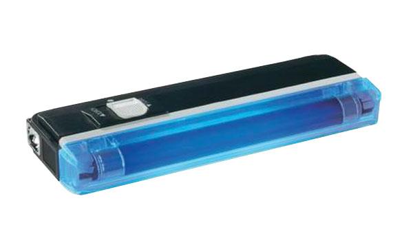 Tester bankovek s kapesní svítilnou