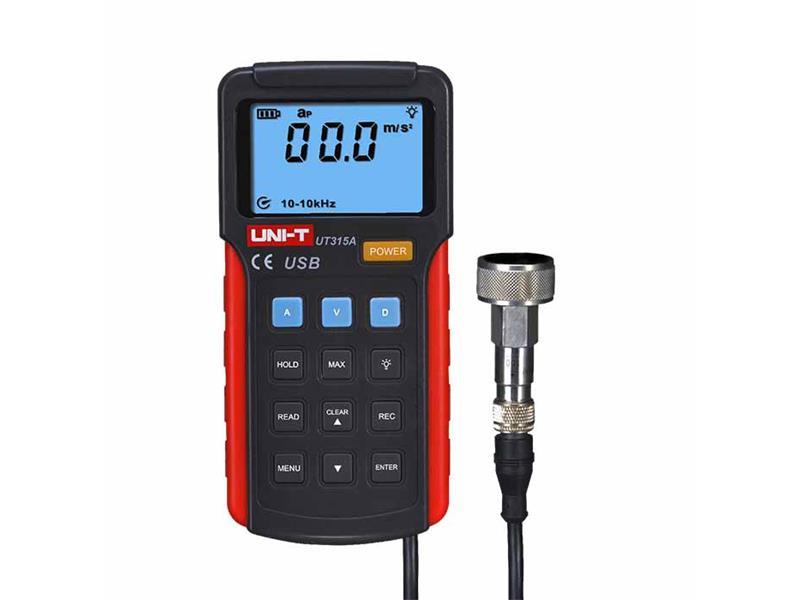UNI-T UT315 Přístroj k měření vibrací
