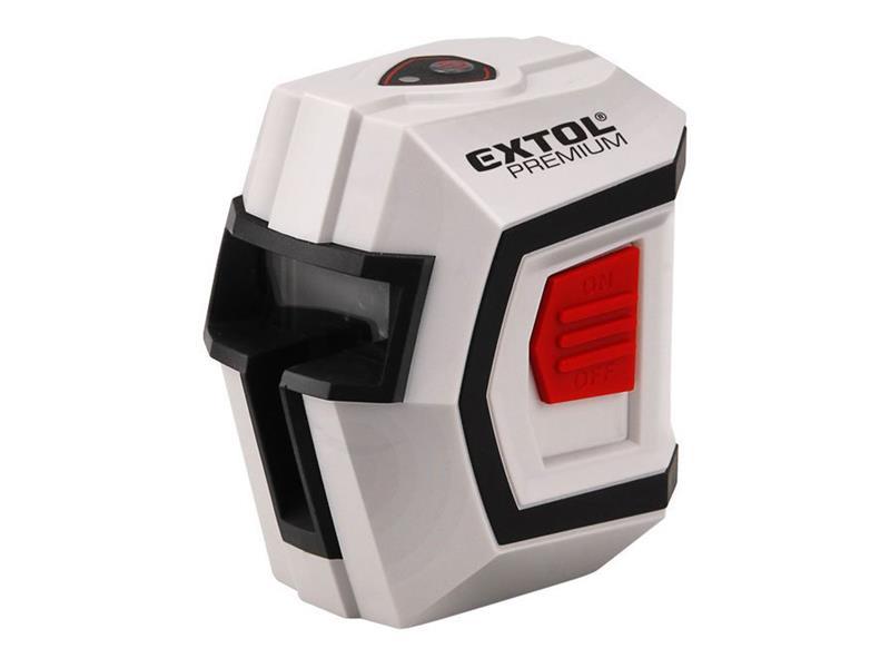 Laser křížový a liniový EXTOL PREMIUM 8823301