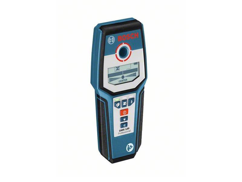 Detektor univerzální Bosch GMS 120 PROFESSIONAL, 0601081000