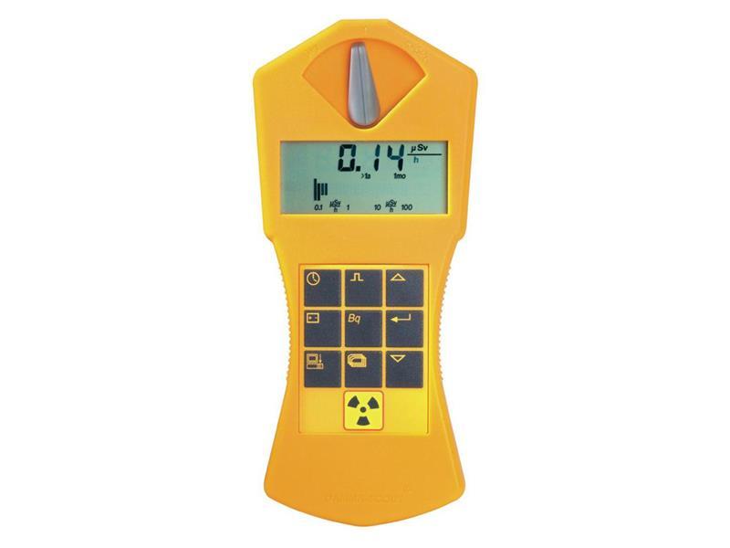 Geigerův čítač pro kontrolu radioaktivity Gamma-Scout