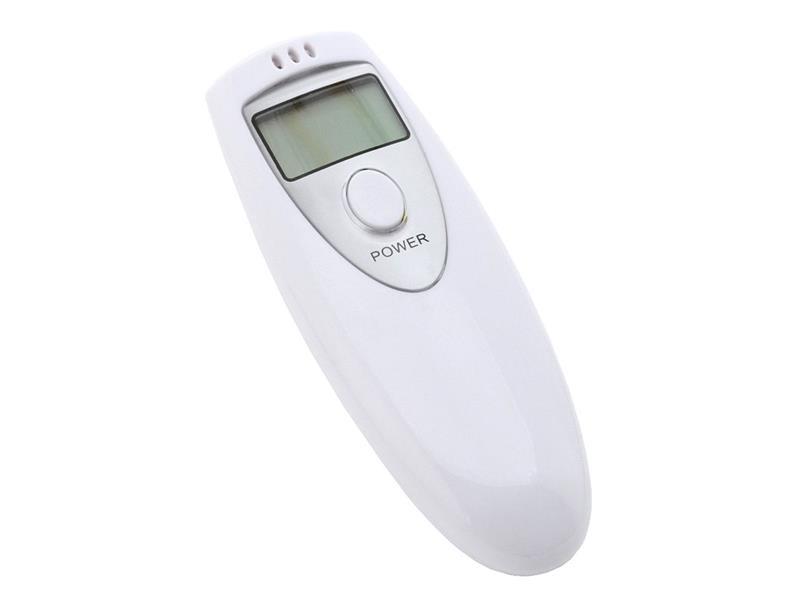 Tester alkoholu SILVER, digitální 01900